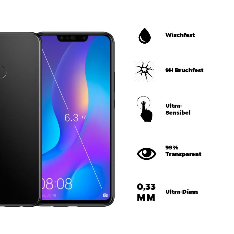 Panzerglas fuer Huawei P Smart Plus kaufen