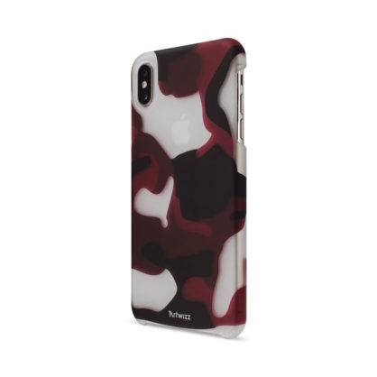 Artwizz Camouflage Clip Red Handyhuelle