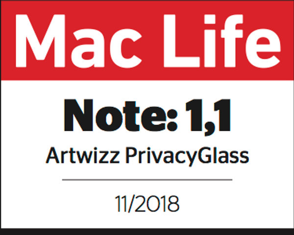 PrivacyGlass MacLife Testbericht