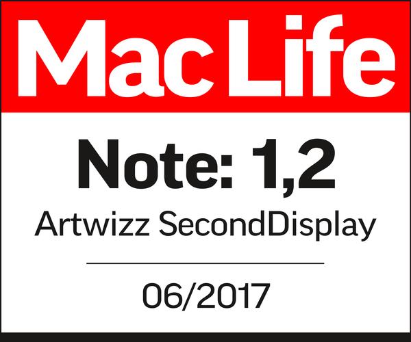 Bewertung bei Mac Life
