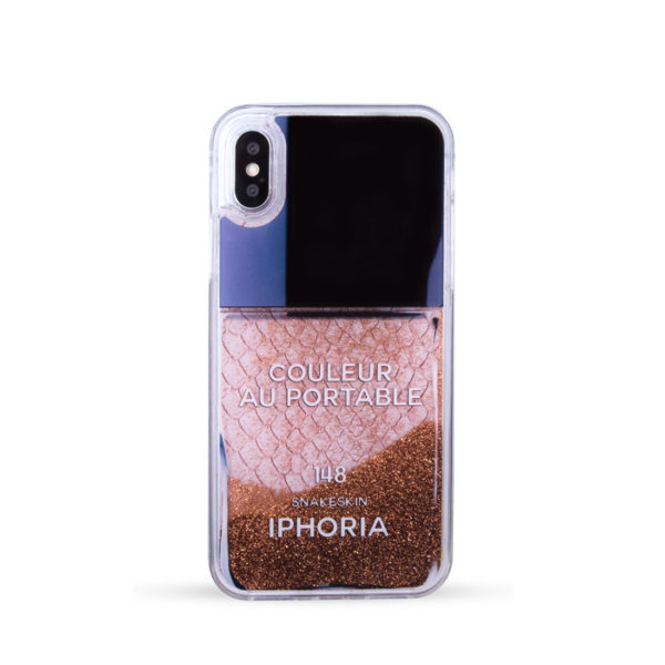 iPhoria Nailpolish Handyhuelle Case