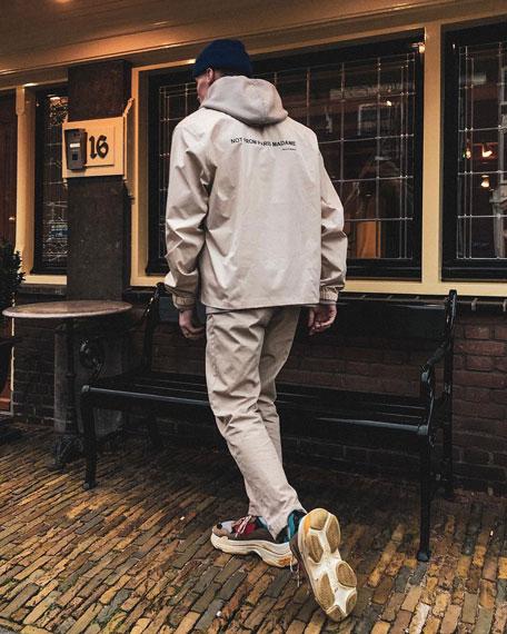 Davey-Lieshout streetware