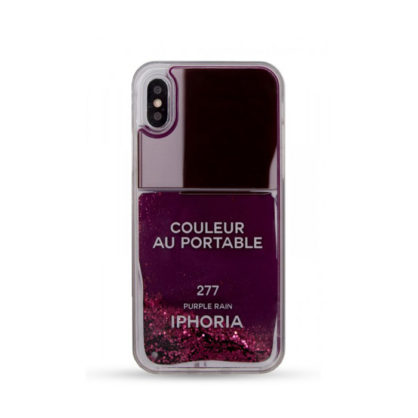 iPhoria Nailpolish Handyhuelle Case