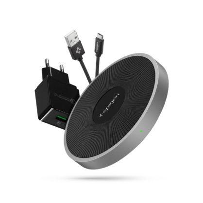 Spigen Wireless Fast Charger Schnellladegerät kaufen