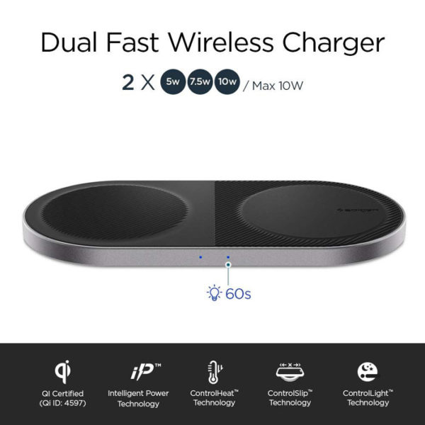 Spigen Duo Wireless Charger kaufen