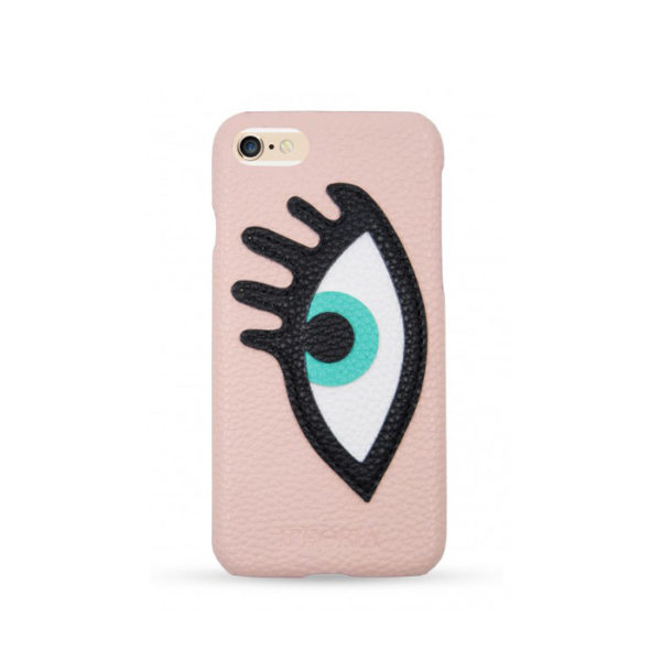 iPhoria green Eye Handyhuelle Case