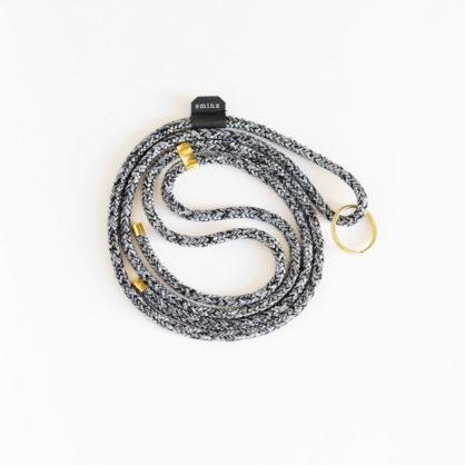 SMINX-handykette-grau-meliert-gold-kavar