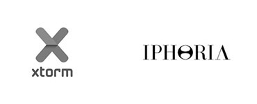 xtorm-iphoria-logo
