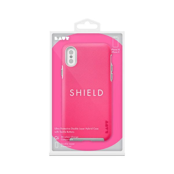 Laut Shield Handyhuelle