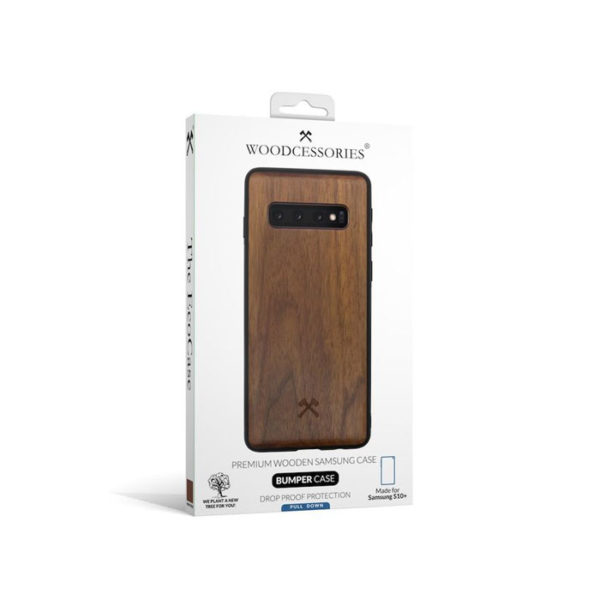 Woodcessories Bumper Case Walnuss