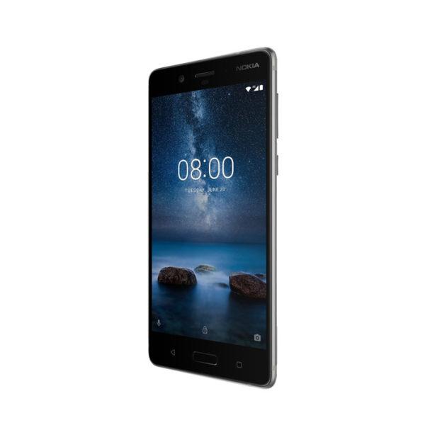 Nokia 8 64GB Silber kaufen